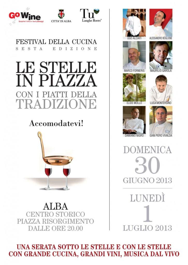 Festival della Cucina di Alba