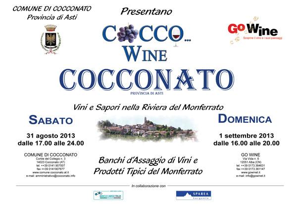 COCCO..WINE-2013SD