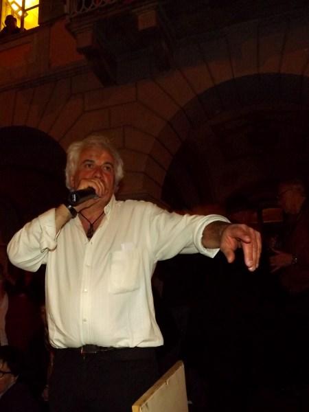 Beppe Vezza, presidente della Pro Loco per il Roero