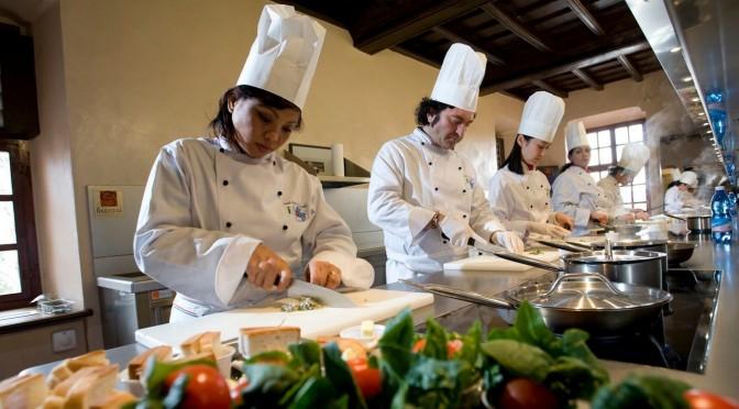 Scuola di cucina archivi marco scarzello giornalista freelance - Scuola di cucina italiana ...