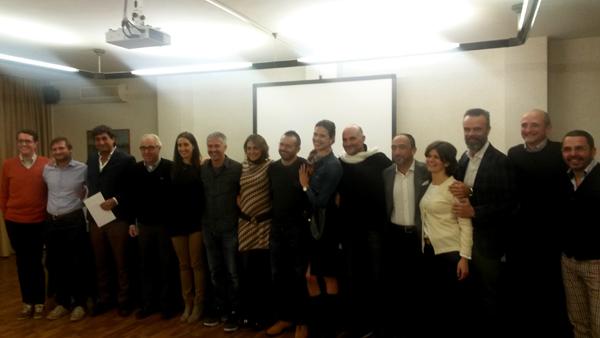 Il primo incontro di aufgussmeister in Piemonte