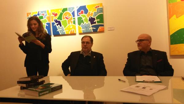 Paolo Massobrio a Punto 65, tra Giorgia Lorusso e Francesco Oriolo