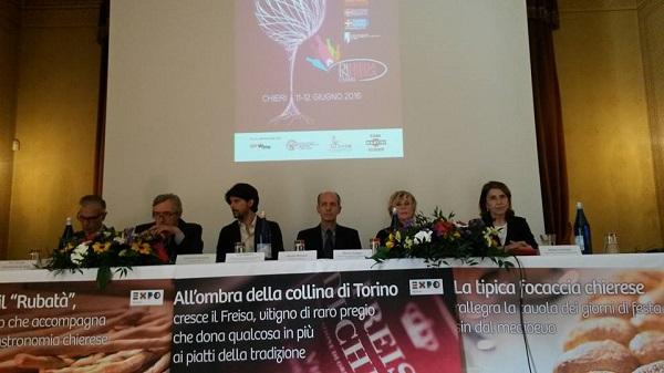Conferenza stampa Di Freisa in Freisa