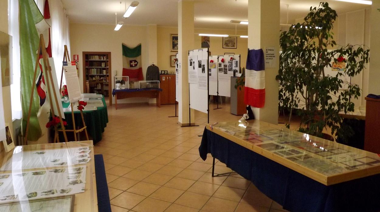 """Villarbasse, Festa di Primavera 2016 - Mostra """"Oltre i confini 1806-1916-1936"""""""