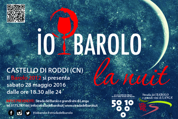 Io, Barolo - la nuit