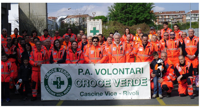 Volontari Croce Verde Rivoli