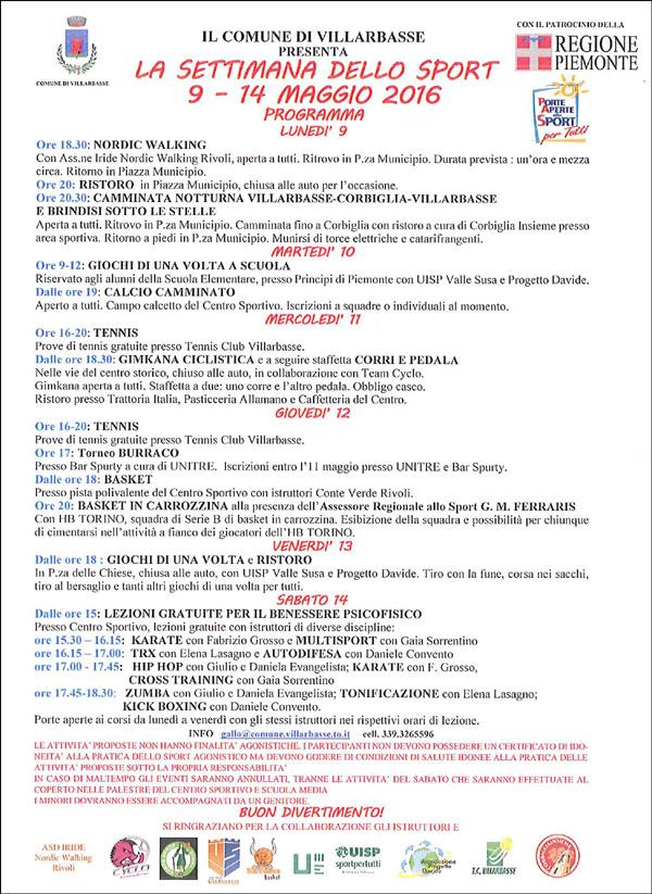 locandina_settimana_dello_sport_Villarbasse