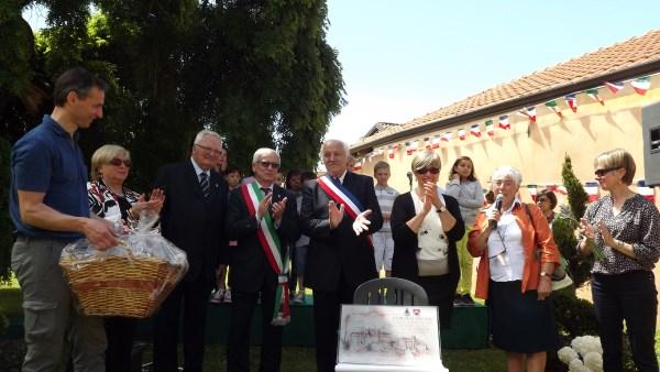 Festa del gemellaggio tra Villarbasse e Chignin