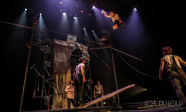 Machine de Cirque (foto Loup-William Théberge)