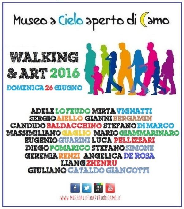walking&art2016
