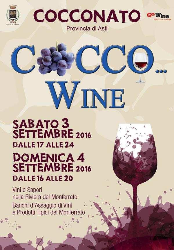 Cocco Wine 2016