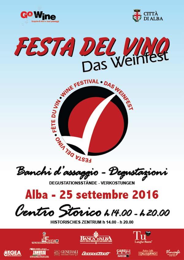 Alba, Festa del Vino 2016