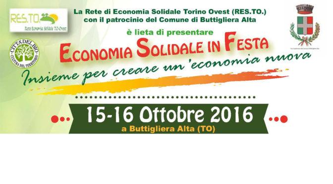 Due giorni per parlare di economia solidale
