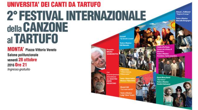 Festival Canzone al Tartufo 2016