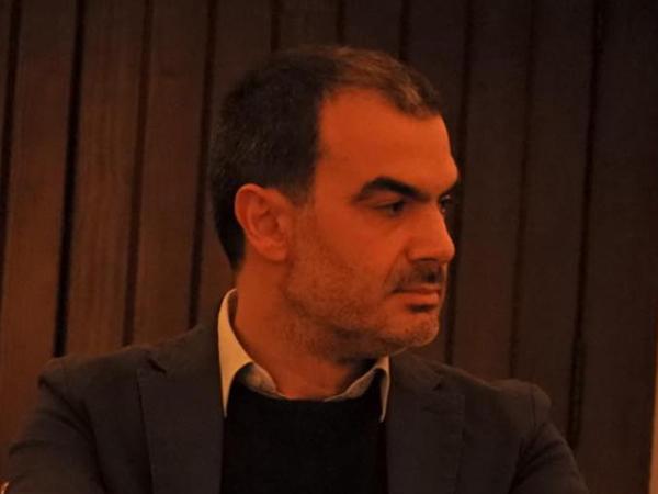 Sandro De Riccardis (foto Mimmo Castellaneta)