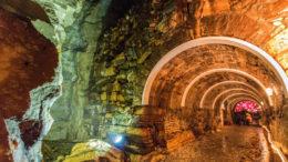 La grotta di Babbo Natale a Ornavasso (foto di Marco Benedetto Cerini)