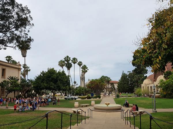 San Diego. Balboa Park
