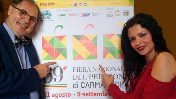 Paolo Massobrio e Renata Cantamessa