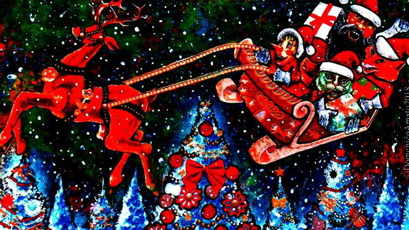 Natale con Pinochio