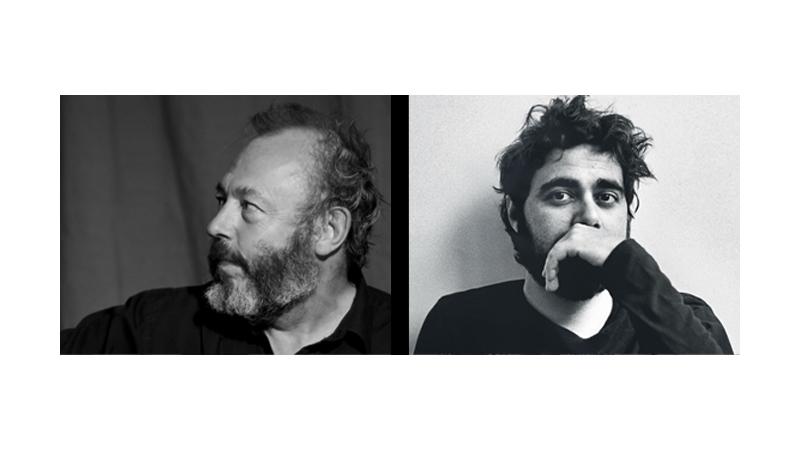 Da sinistra, Philip Jeck e Federico Albanese