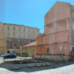 L'ex Accademia di artiglieria di Torino