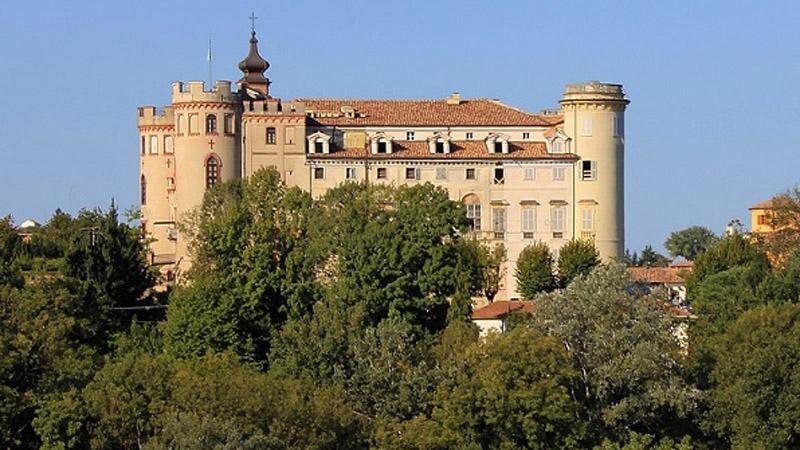 Castello di Costigliole d'Asti